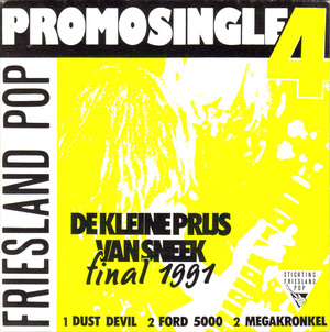Friesland Pop Promo Single 4